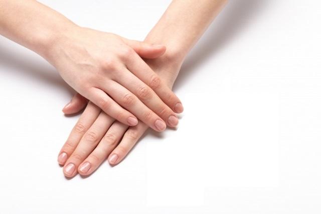 ハンドケア 手 指ヨガ