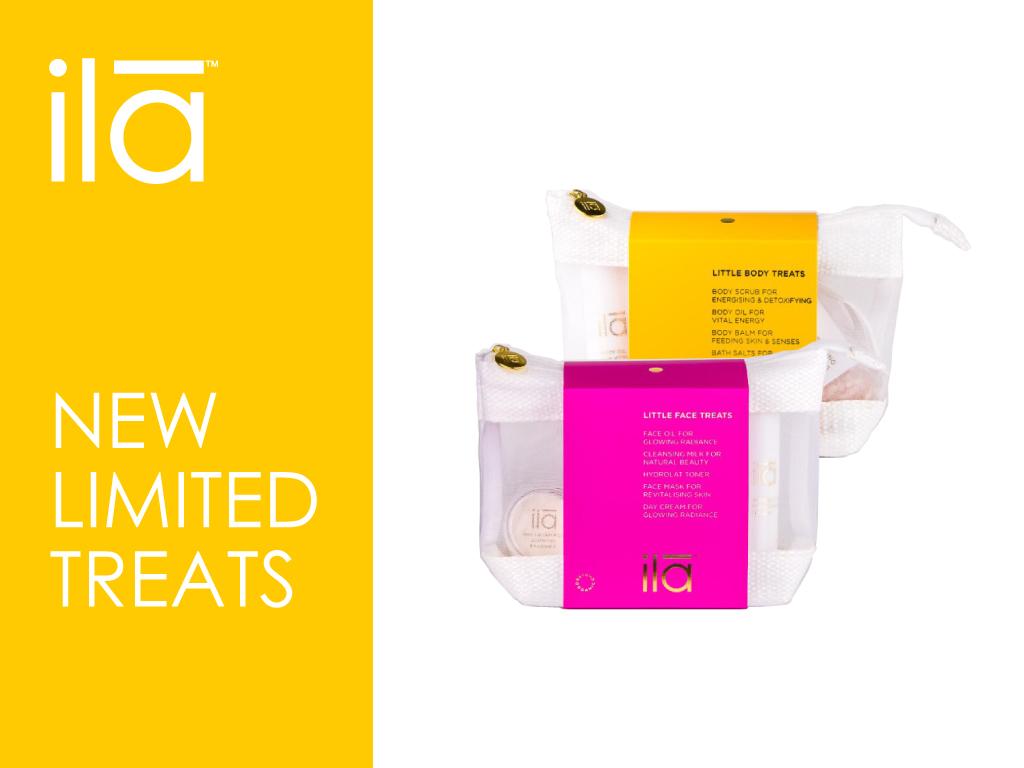 ila New Limited Treats