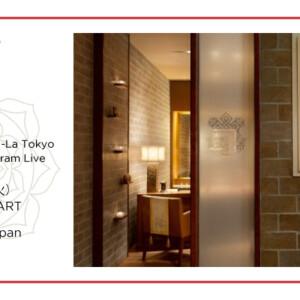 ila Japan and Chi the spa Shangri-la tokyo