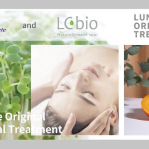 Luna Route and LCbio faical treatment